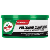 Turtle Wax - T241A Renew Rx Polishing Compound Light to Medium Cleaner