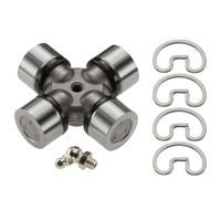 MOOG Driveline Products - 344AG Greaseable Premium Universal Joint